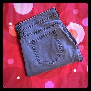 Closet Staple Black Skinny Jeans